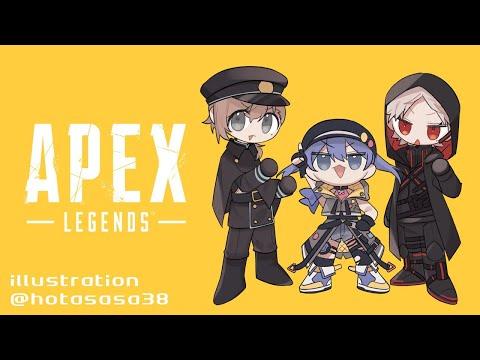 APEX | かなちーくず~~~~~【にじさんじ/叶】