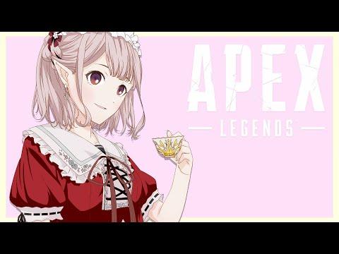 【APEX】葉山ちゃんとランクマ!いくよ~~【にじさんじ/える】