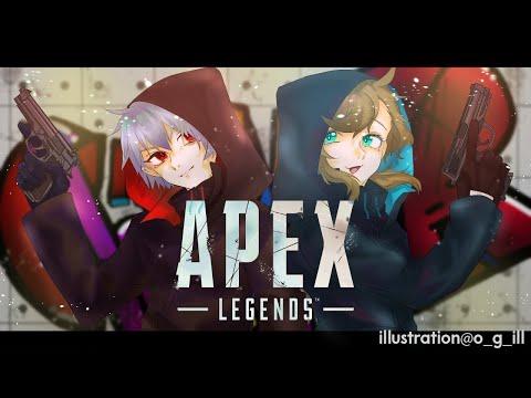 APEX | 葛葉と出るよ~! VCC #2【にじさんじ/叶】