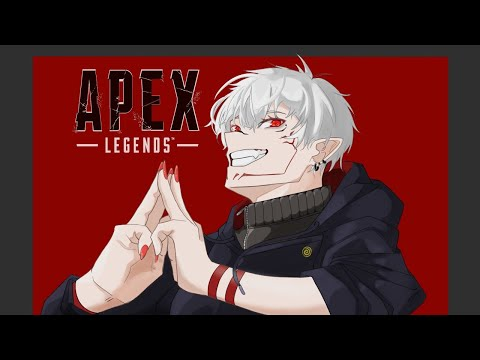 【Apex】ダイア目指す【rank】 その後息抜きLOL
