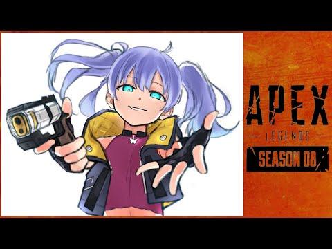 【APEX】お休み前配信カジュアルと気分でランク【にじさんじ/勇気ちひろ】