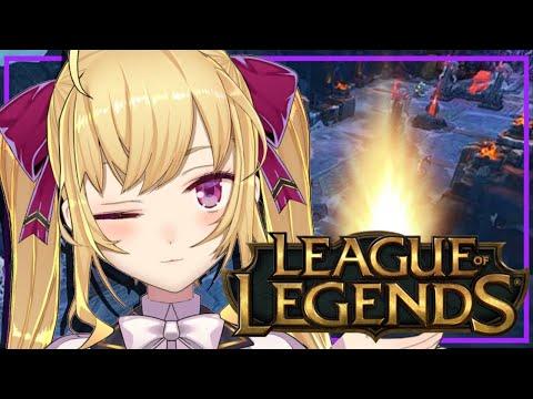 【#League of Legends】サモリフスラム街!でびリオンLOLやるじょ! #DFMWIN 応援!【にじさんじ/鷹宮リオン】