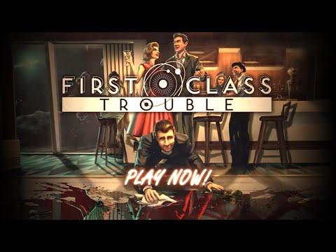 【First Class Trouble】話題の新作人狼FPSに #月下の桜 で挑戦【にじさんじ】