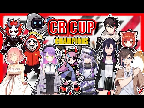CR CUP vol.5 Champions Highlight ft. Akina, Arisaka, Bora, and Others