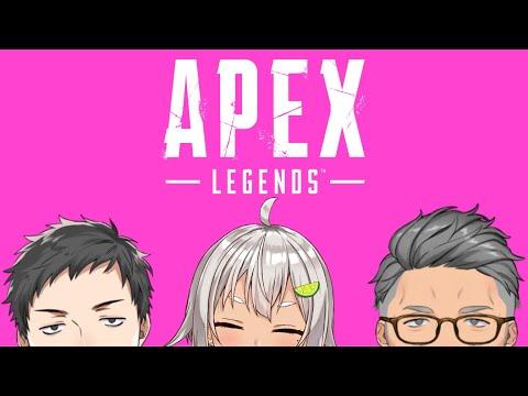 【Apex Legends】ファイト勝ててテンション上がっちゃったよカスタム最終日【#にじPEX/#ココプレWIN】
