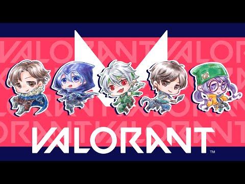 【 Valorant 】大会本番 #アスパラノイアWIN【 CRカップDAY1 】