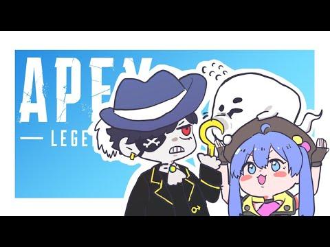 【APEX】CRカップカスタム#1&練習【にじさんじ/勇気ちひろ】