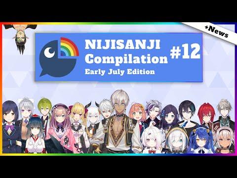 Nijisanji Compilation #12: Early July Edition