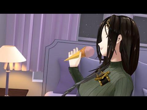 アイス食べる?【白雪 巴/にじさんじ】