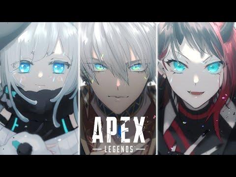 【APEX】顔面 実況プレイPart8 カスタム5日目【にじさんじ/イブラヒム】