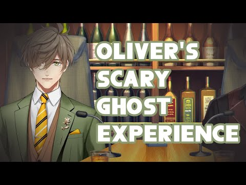 [ENG SUB] Oliver's scary ghost encounter while on holiday [Nijisanji]